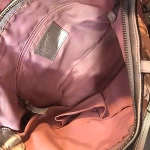 Coach Bags - Authentic Coach tote bag with cosmetics pouch